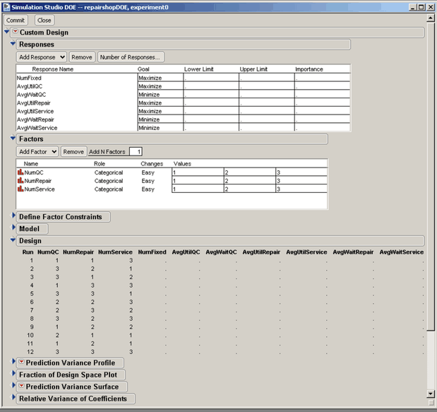 generate a design using jmp software sas r simulation studio rh support sas com SAS JMP Genomics SAS JMP 10