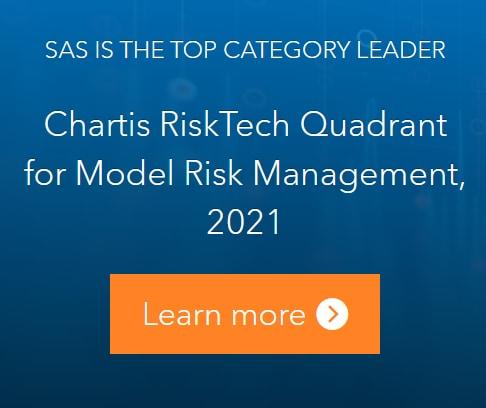 Chartis RiskTech Quadrant Leader