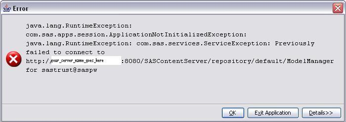 44892 a previously failed to connect java lang runtimeexception