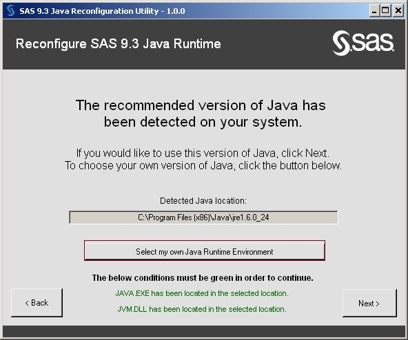 java machine windows server 2008 r2