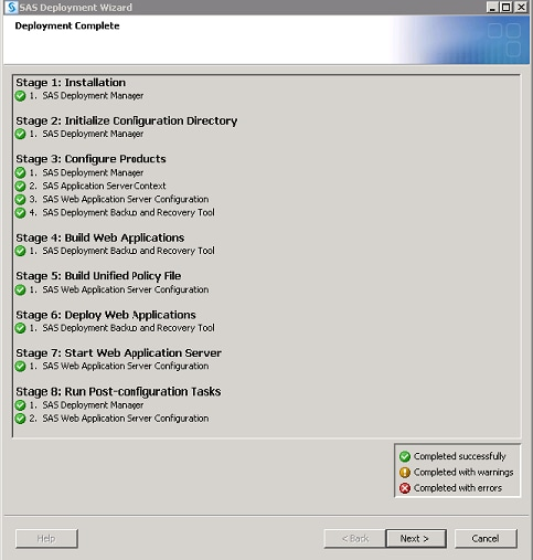 56950 adding the sas deployment backup and recovery tool to an