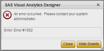 58432 in sas visual analytics designer the filters tab might