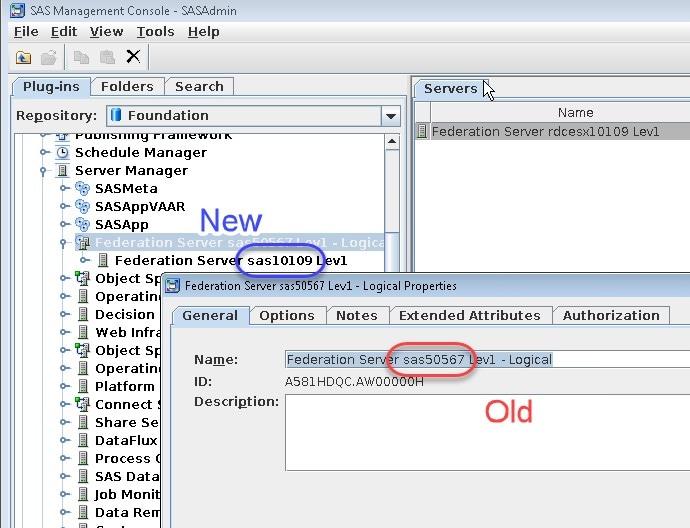 60586 sas data management server fails to start during an update