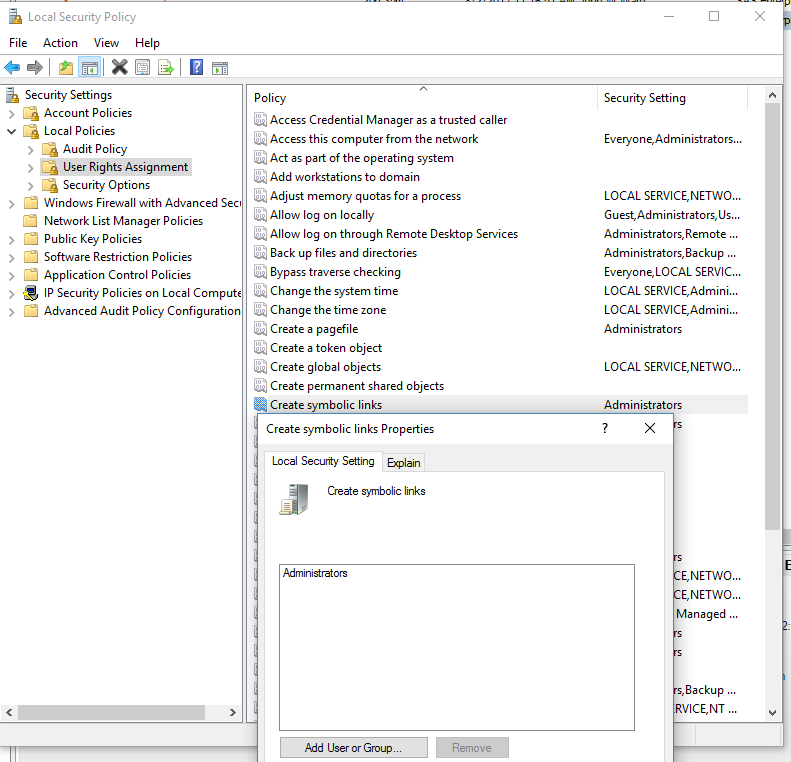 60873 Selecting A Data Source That Is Located In A Mapped Drive