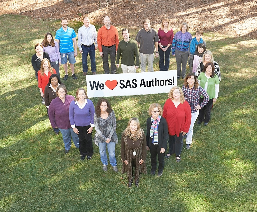 sas authors