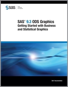 SAS 9.3 ODS Graphics: Getting Started with Business and Statistical Graphics cover
