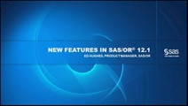 New Features in SAS/OR 12.1