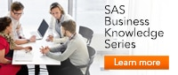 SAS Business Knowledge Series
