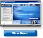 View e-Course demo