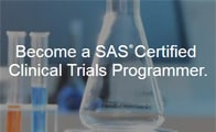 Become a SAS Certified 