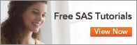Free SAS Training and Resources