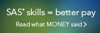 SAS career skill
