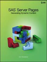 SAS Server Pages: Generating Dynamic Content
