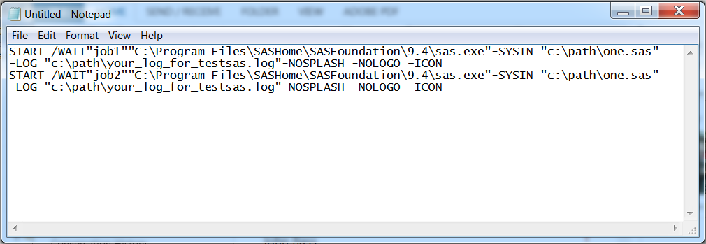 Starting SAS :: SAS® 9 4 Companion for Windows, Fifth Edition