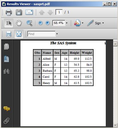 Creating PDF Files Using Universal Printing :: SAS(R) 9 3 Language