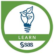SAS Learn Badges