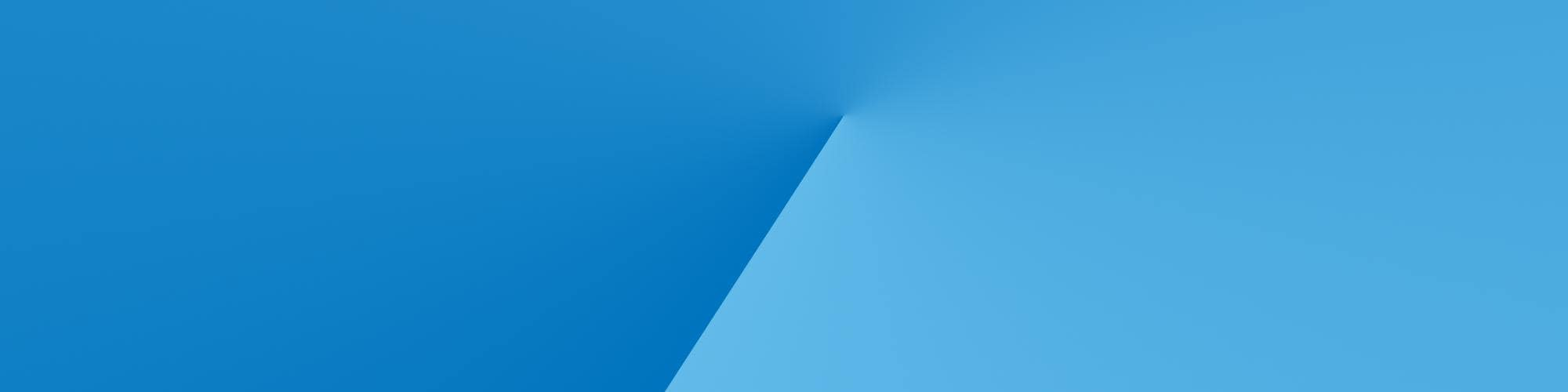 Abstract Blue Angular gradient hero