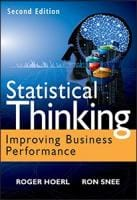 Statistical Thinking 2nd edition book