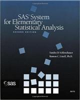 SAS System for Elementary Statistical Analysis, Second Edition