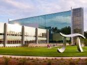 Pi Sculpture at Executive Briefing Center - Health Analytics Forum Slideshow