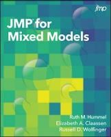 JMP for Mixed Models