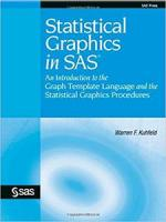 Statistical Graphics in SAS: An Introduction to the Graph Template Language and the Statistical Graphics Procedures