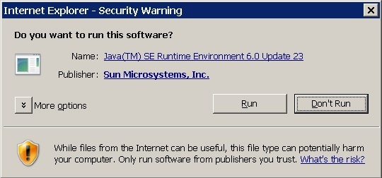 40501 - SAS® 9 2 requires JRE 1 6 0_14 32-bit on Microsoft Windows 7