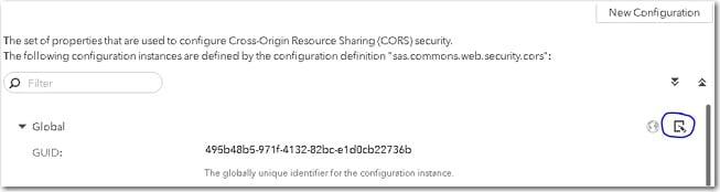 63516 - SAS® Viya® web applications return the error