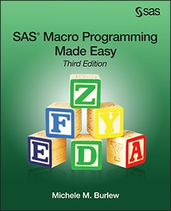 SAS Macro Programming Made Easy, Third Edition book cover