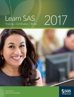 SAS Training catalog